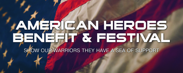 American Heroes Benefit providing free tickets to active-duty service members and veterans